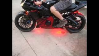 5. 2003 YAMAHA R6 $2500 FOR SALE WWW.RACERSEDGE411.COM