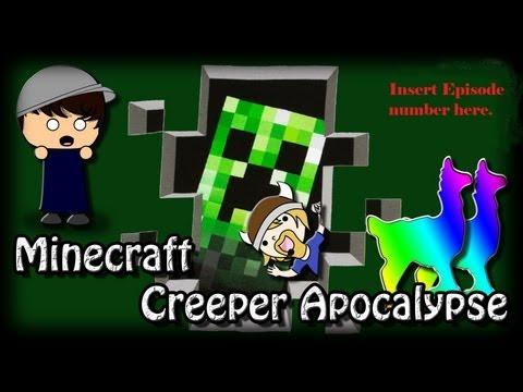 Minecraft Creeper Apocalypse, Episode 3