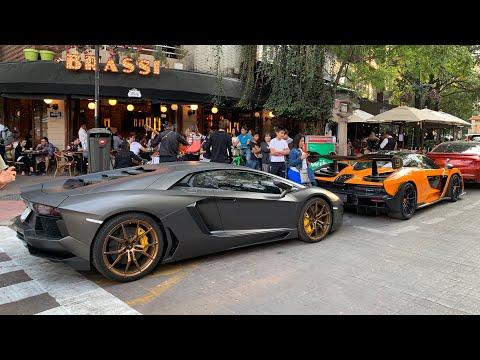 Polanco parece Mónaco con estos súper autos 😨 | México