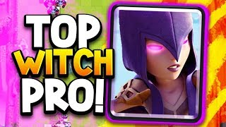 Video #1 GIANT DECK for MAX TROPHY GAIN! (2 Win Conditions, 3 Spells, 1 DIRTY WITCH!) MP3, 3GP, MP4, WEBM, AVI, FLV April 2019