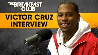 Victor Cruz Talks Leaving The Giants, Lavar Ball, Side Chicks & More