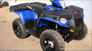 1. polaris sportsman 400 h.o