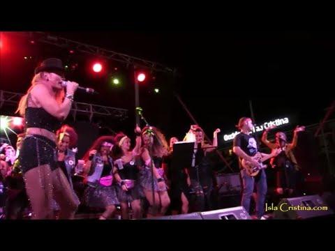 Concierto Mariví & 2 Más. Fiesta los 80·s de Isla Cristina