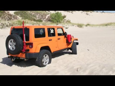Jeep JK Heavy Duty Jeep Accessories