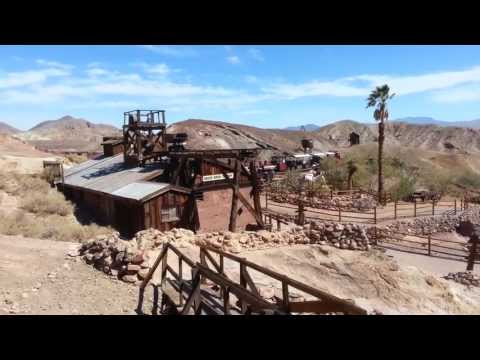 Calico ghost town California