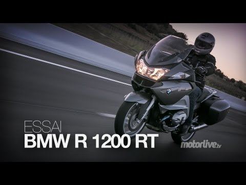 [TEST] BMW R1200 RT