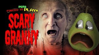 Scary GRANNY 3D 🍐😨 [Pear Plays]