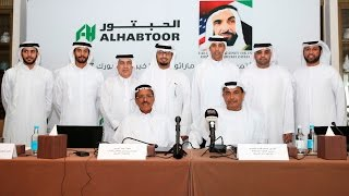 Al Habtoor Group sponsors 2017 Zayed Charity Marathon in New York
