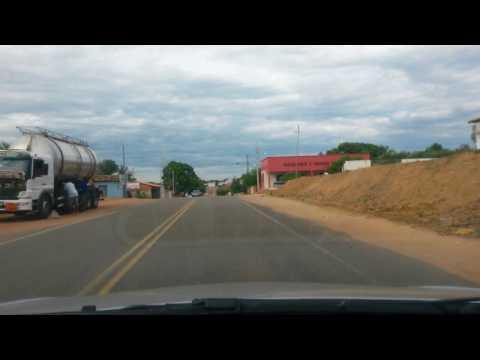 Viagem ao Nordeste - Piauí 2004 - Parte 13 - BR 135 - Colônia do Gurguéia-PI
