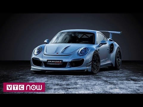 Vén màn Porsche siêu mạnh | VTC1 - Thời lượng: 64 giây.