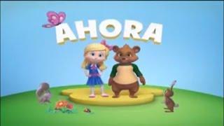 Goldie Y Osito  AHORA en Disney Junior