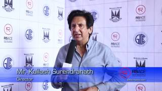 Kailash Surendranath Speaks About RSACE