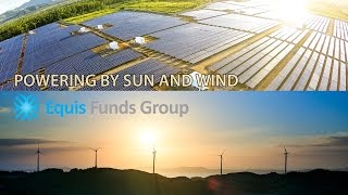 Timelapse AVP prepared for Equis Funds Group in April 2015, featuring its solar and wind generation projects in the PhilippinesEquis Funds Group, Asia's largest independent energy and infrastructure private equity fund manager has capital commitments into construction of new solar, wind and bioenergy projects in the Philippines.Special thanks to Dennis Abad for the collaboration and Canon Philippines for technical support.Watch in 720p HD and with sounds turned loud.All rights reserved. Please do not use or copy without the author's permission. bongbajo@yahoo.com