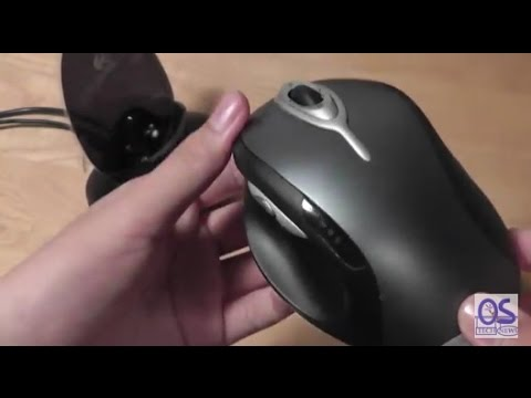 Logitech MX1000 RX Revolution Wireless Laser Mouse [P1]