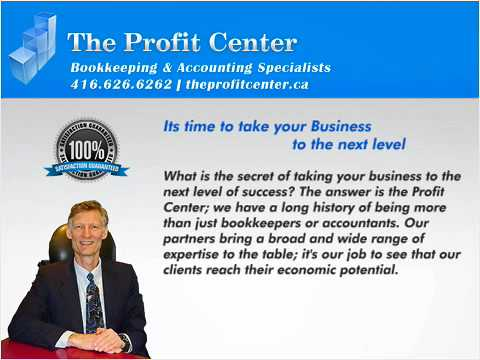 Bookkeeping Services | Business | Cost Effective | theprofitcenter.ca