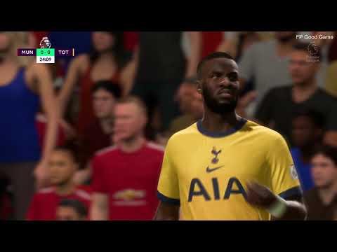 Manchester United vs Tottenham Hotspur l PREMIER LEAGUE  Game Week 4  Prediction FIFA 21 Gameplay