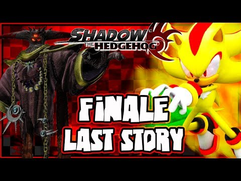 Shadow the Hedgehog - (1080p) Last Story - FINALE