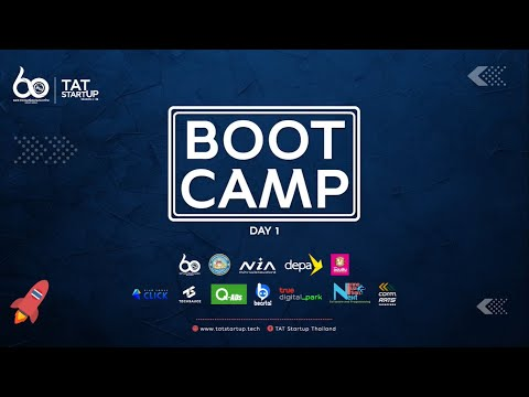 Boot Camp - TAT Travel Tech Startup ss2 [EP.1]