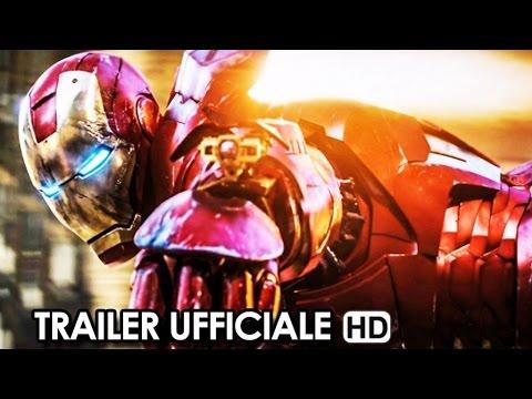 age - Trailer Ufficiale Italiano del film Avengers: Age of Ultron diretto da Joss Whedon e con Robert Downey Jr., Chris Hemsworth, Scarlett Johansson, Jeremy Renner, Mark Ruffalo, Chris Evans. Quando...