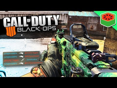 MAKING TEAMS QUIT!   Black Ops 4 (Multiplayer Gameplay)