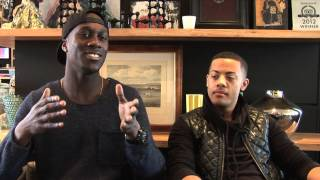Nico & Vinz interview (part 1)