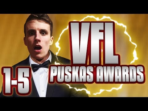 VFL PUSKAS AWARDS (5-1) | The Best Competitive FIFA 18 Pro Clubs Goals - 11vs11