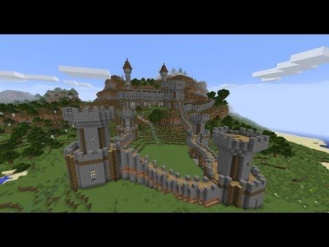 Minecraft - Постройки