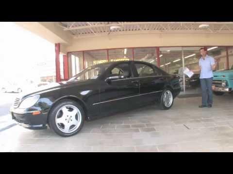 Mercedes s55 amg 2001 фото
