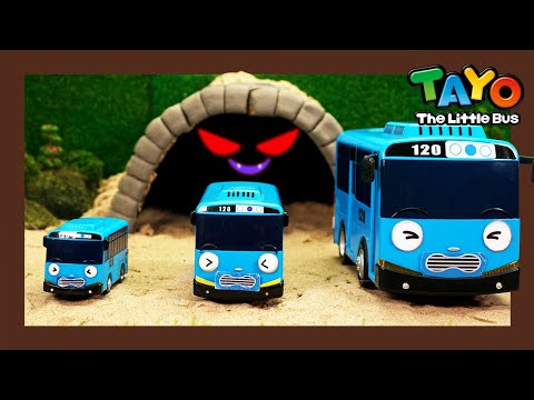 Who is the Real Tayo? There are 3 Tayos! l Tayo Monster Police l Tayo the Little Bus