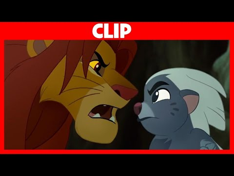 The Lion Guard | Bunga and the King | Disney Junior UK