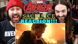 (Marvel) AVENGERS | Sacrifice - REACTION!!! by The Reel Rejects