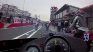 Download Video Yamaha TZ 350 onboard video Brands Hatch GP ICGP practice Mike 'Spike' Edwards MP3 3GP MP4