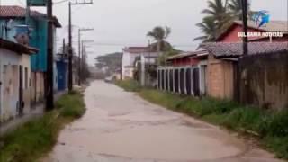 Chuva em Canavieiras  BA