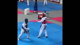 TaeKwonDo fight combattimento knockouts KO Palestra ASD Giacomini