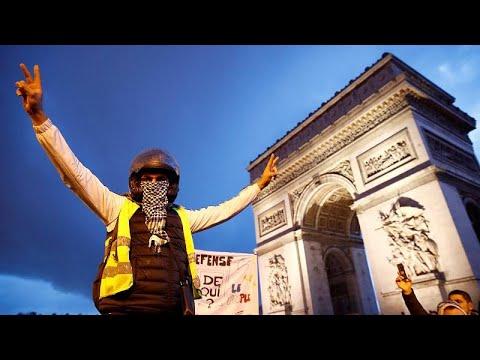 Γαλλία: Βία και αντισημιτισμός εκ μέρους των «Κίτρινων Γιλέκων»…