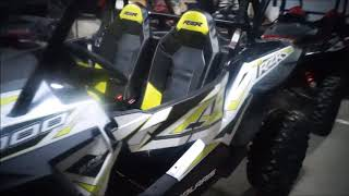 3. 2018 Polaris RZR XP 1000 Assemble and walk around