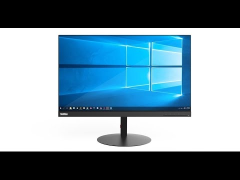 , title : 'Lenovo ThinkVision P24h and P27h monitors boast ultra slim bezeless launching in March 2017 for $259'