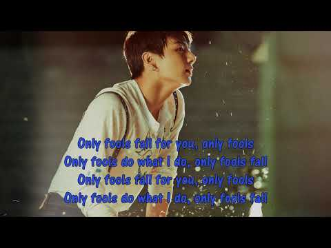Duet With Jungkook (Karaoke) - Fools (Troye Sivan) Instrumental + Lyrics