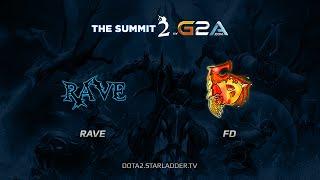 FD vs Rave, game 1