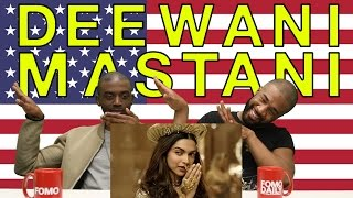 "Video Fomo Daily Reacts to ""Deewani Mastani"" MP3, 3GP, MP4, WEBM, AVI, FLV September 2019"