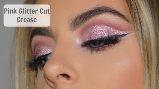 Hi everyone! Here is the glitter cut crease makeup look I created using the Anastasia Beverly Hills Modern Renaissance Palette and Nyx Rose Glitter. Please l...