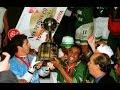 OSCAR ULISSES : Palmeiras  2 x 1 Deportivo cali Final Libertadores 1999 Rádio Globo SP