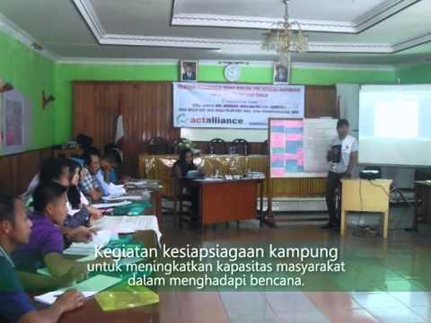 YAKKUM Emergency Unit - Film Simulasi Tanoh Gayo Siaga Bencana