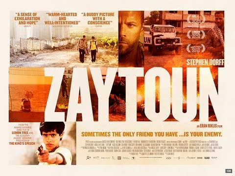 Zaytoun UK Trailer