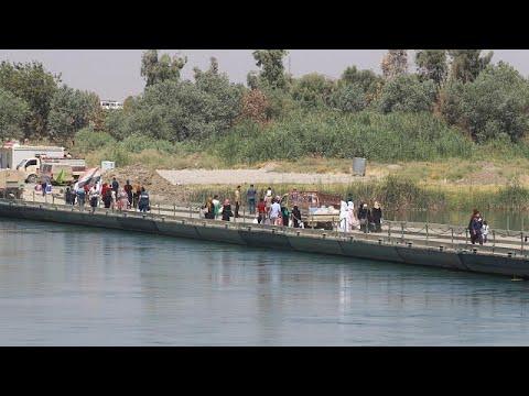 Τι αντικρύζουν οι κάτοικοι της δυτικής Μοσούλης που επιστρέφουν στα σπίτια τους