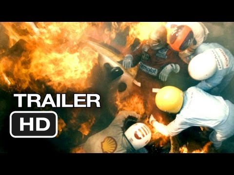 rush - Watch our Trailer Review: http://goo.gl/GuUgj Subscribe to TRAILERS: http://bit.ly/sxaw6h Subscribe to COMING SOON: http://bit.ly/H2vZUn Rush Official Traile...