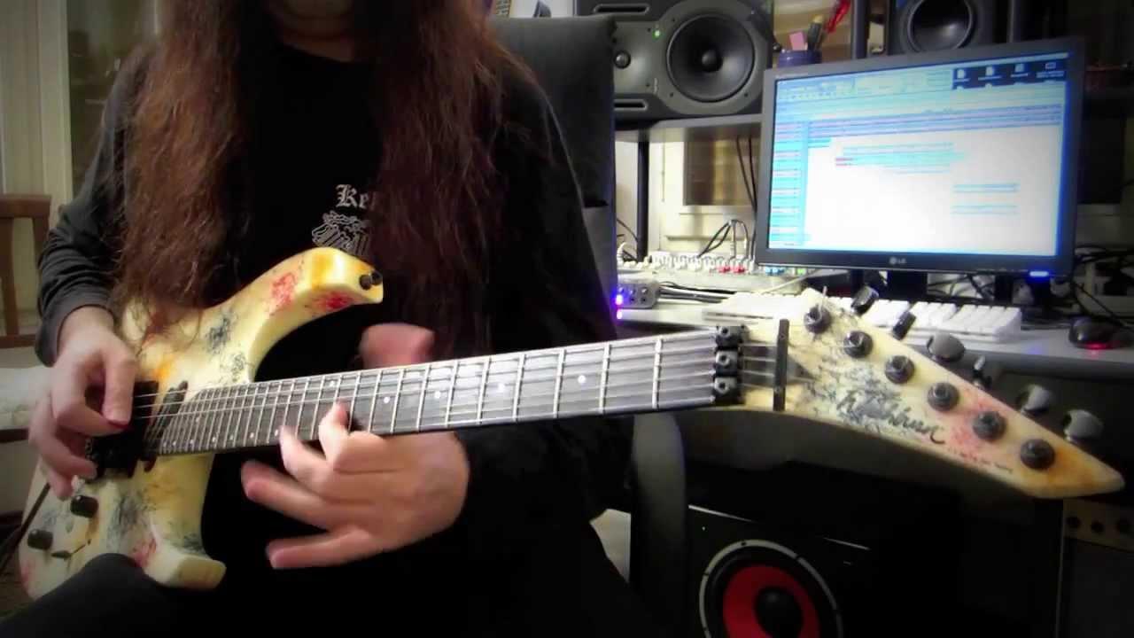 Guitar videos – DANIELE LIVERANI – Unbreakable
