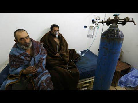 العرب اليوم - شاهد: منظمة حظر الأسلحة الكيميائية تؤكد استخدام غاز الكلور في سراقب