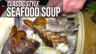 Seafood Soup by the BBQ Pit Boys by BBQ Pit Boys