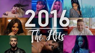 Video HITS OF 2016 | Year - End Mashup [+150 Songs] (T10MO) MP3, 3GP, MP4, WEBM, AVI, FLV November 2017